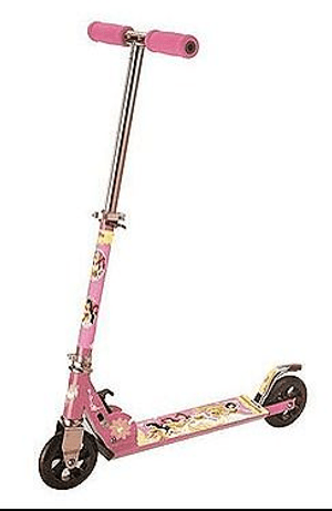 SCOOTER DISNEY PRINCESS
