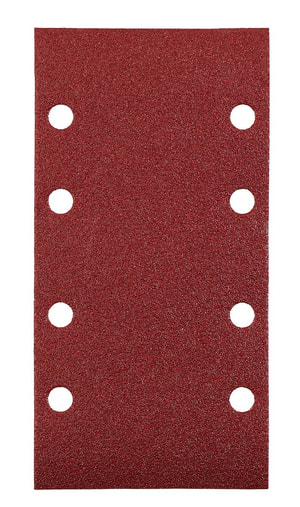 Schleifstreifen, Edelkorund, 93 x 185 mm, K40