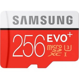 Carte mémoire Evo Plus microSDXC 256 GB