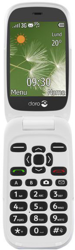 DORO Mobilephone 6520 white