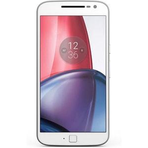 Motorola Moto G4 Plus blanc