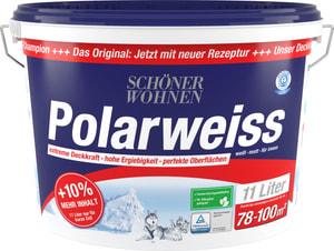 SW Polarweiss 11L