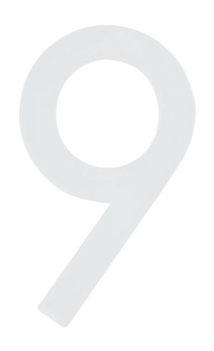 Hausnummer  Nachtleuchtend 9
