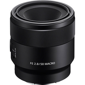 FE 50mm F2.8 Makro objectif