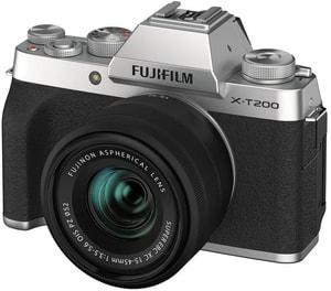 X-T200 Silver Kit XC 15-45mm