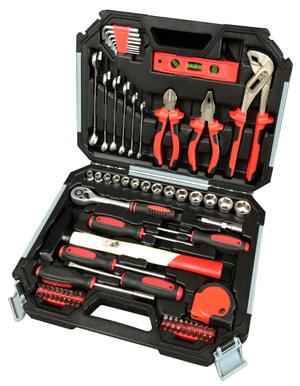 Werkzeugkoffer 81 tlg.