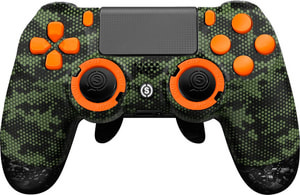 Infinity 4PS Pro Hex Camo Army Green
