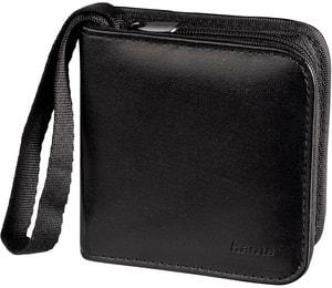 Pochette pour 12 cartes mémoire SD, noire