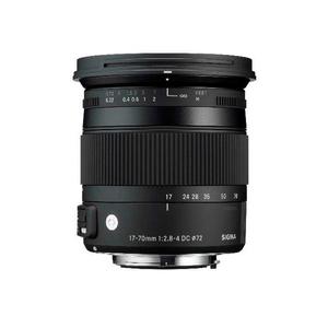 Contemporary 17-70mm F/2.8-4.0 Macro objectif pour Canon