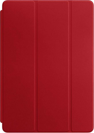 "Smart Cover pelle iPad Air 3, iPad 7th, iPad Pro 10,5"" Red"