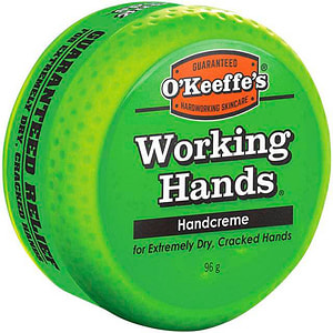 O'Keeffe's Working Crème pour les mains
