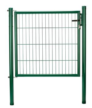 Tor Einstab-Gittermatte grün