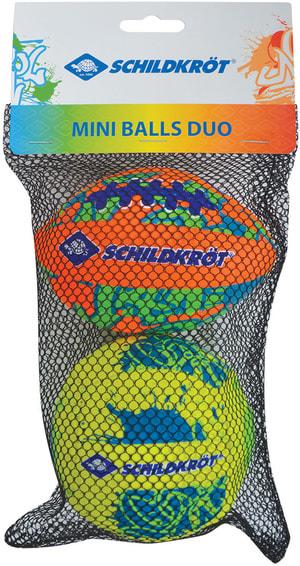 Schildkröt Mini-Ball Duo Pack