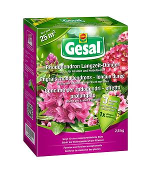 Engrais Rhododendrons - longue durée, 2,5 kg