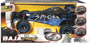 W14 NEW BRIGHT RC - 1:6 EXTREME SPIDER