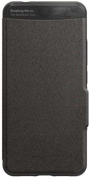 Book Cover Smart Folio Earthy Grey