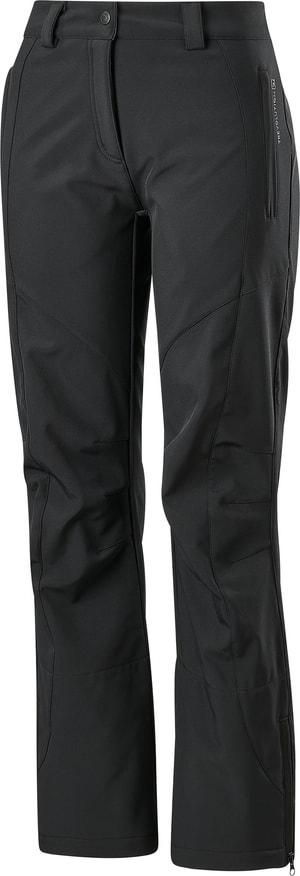 Pantalon softshell coupé court pour femme