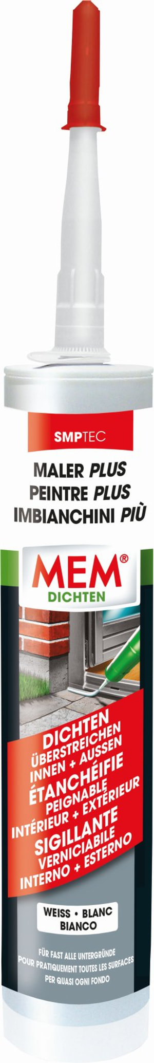 Maler Plus weiss, 290 ml