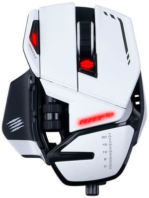 R.A.T. 6+ Optical Gaming Mouse