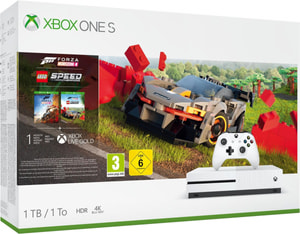 Xbox One S 1TB Forza Horizon 4 & LEGO Speed Champions