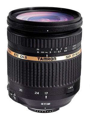 SP AF 17-50mm Objektiv zu Nikon / 10 Jahre Garantie