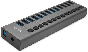USB 3.0 13port + Power Adapter 60 W