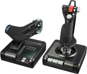 G Saitek Pro Flight X52 Control System