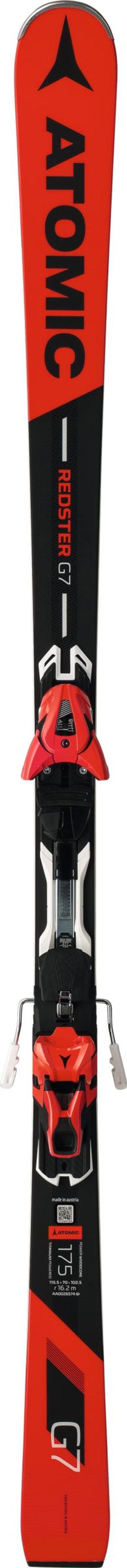 Redster G7 inkl. XT 12
