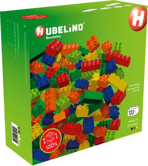 Hubelino blocs : Blocs de construction [120 pièces]
