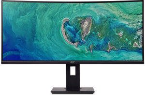 """ED7 34"""" Curved Monitor ED347CKR"""
