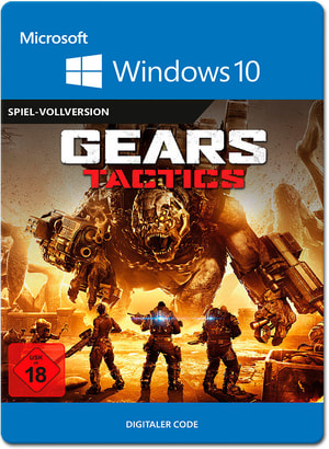 PC - Gears Tactics