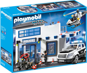 Playmobil Centrale della Polizia