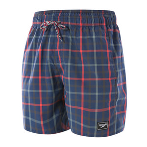 "Check Leisure 16"" Watershort"