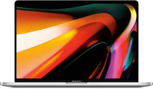 CTO MacBook Pro 16 TouchBar 2.4GHz i9 64GB 1TB SSD 5500M-8 silver