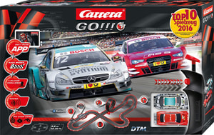Carrera RC GO! Plus DTM Trophy