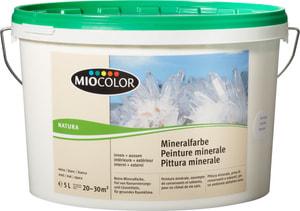 Natura Pittura minerale Bianco 5 l