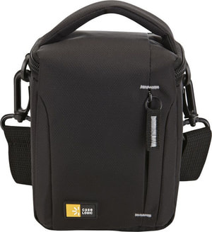 Case Logic large Camera Bag with Shoulder Strap - schwarz