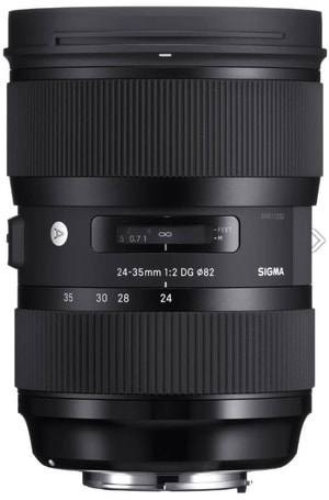 24-35mm F2,0 DG HSM | Art (Nikon)
