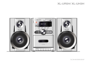 SHARP XL-UR 5 H