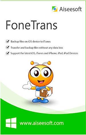 FoneTrans iOS Transfer PC (D)