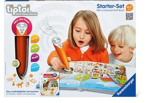 tiptoi® Starter-Set Bauernhofbuch (D)
