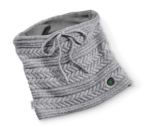 snood avec chargeur power bank HK37