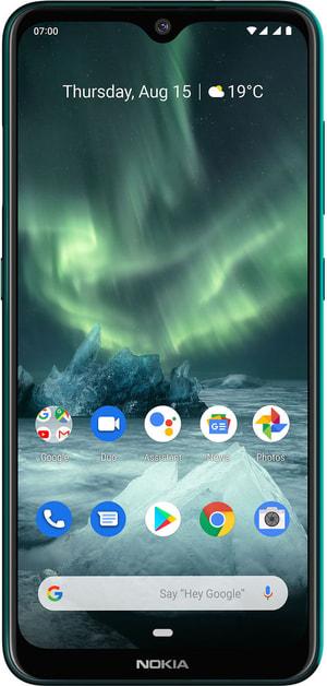 Nokia 7.2 Green