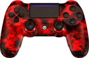 Controller Camo Red
