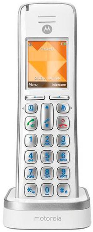 HD Phone CD1HD combiné supplémentaire blanc