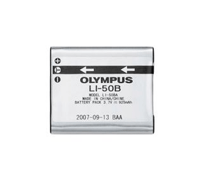 LI-50B Li-Batterie