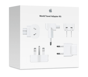 World Travel Adapter Kit for all iPod/iPhone/iPad