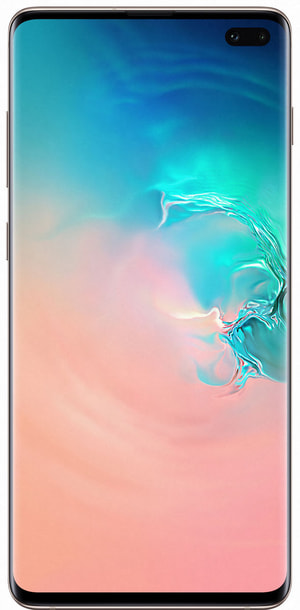Galaxy S10+ 1TB Ceramic White