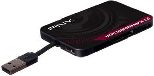Flash Card Reader High Performance USB 3.0