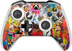 EpicSkin Stickerbomb Color Controller Xbox One S